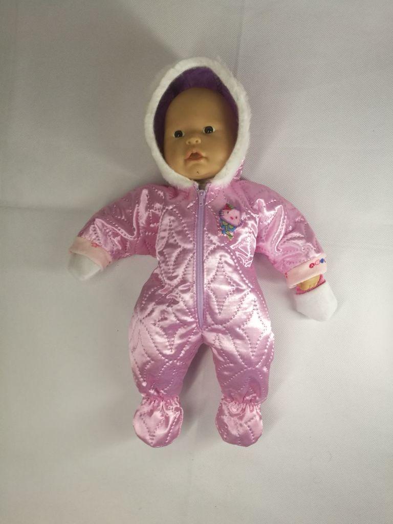 Одежда для кукол беби бон 43см