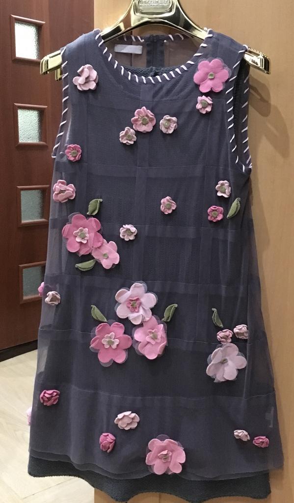 платье на девочку (Италия)