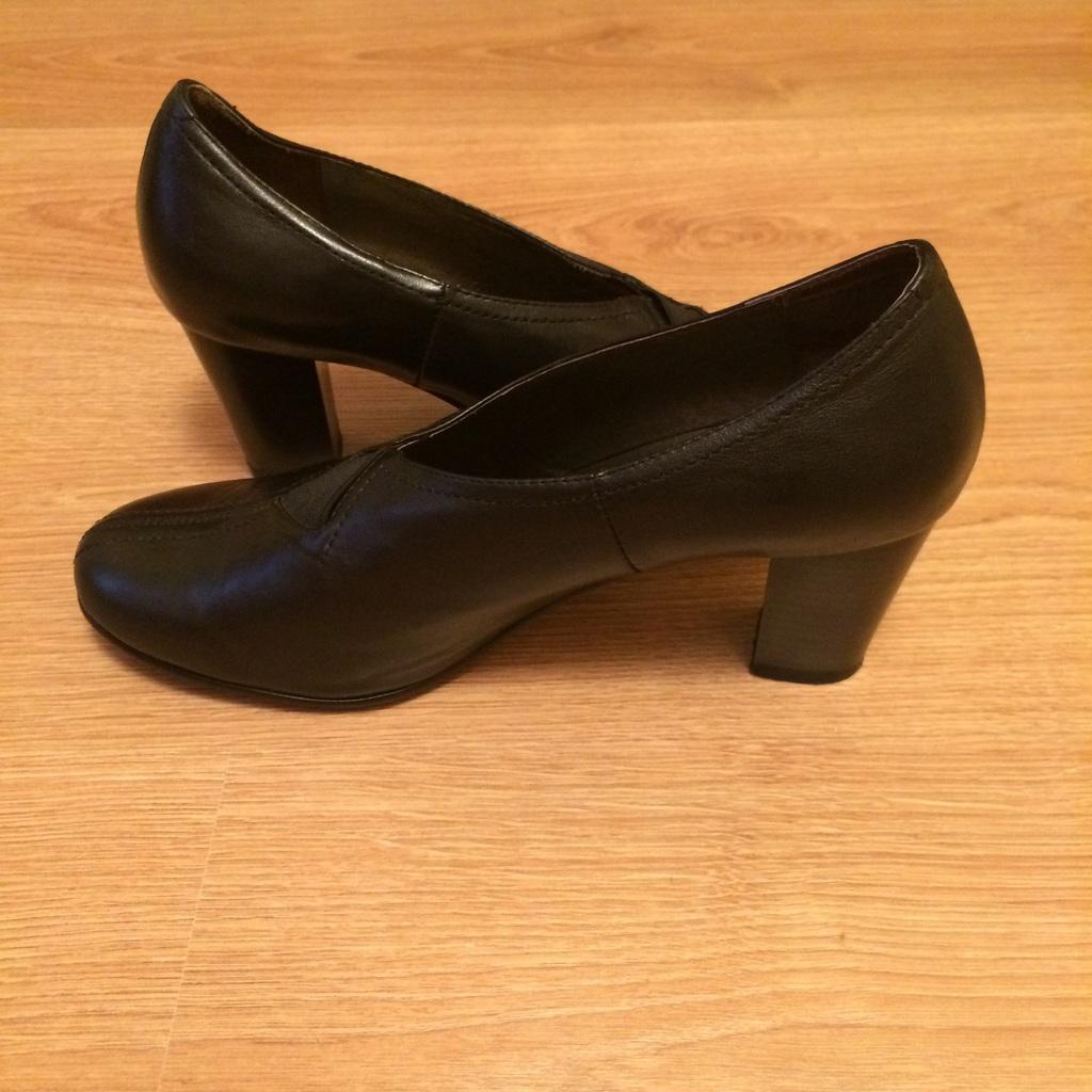 Туфли 38 кожа