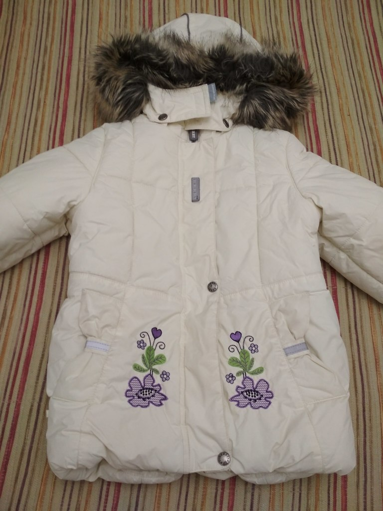 Kerry зимняя куртка маркировка 116