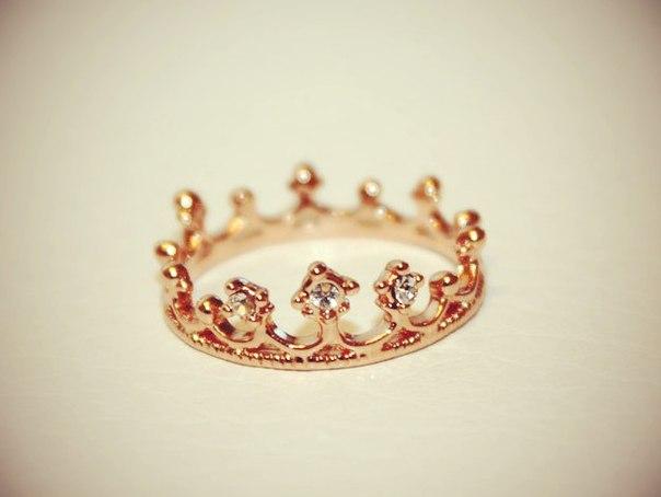 корона колечко фото