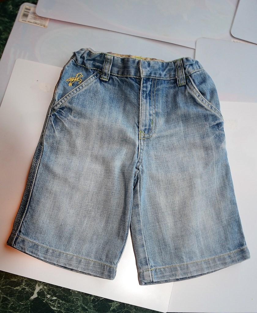 Джинсовые шорты Palomino