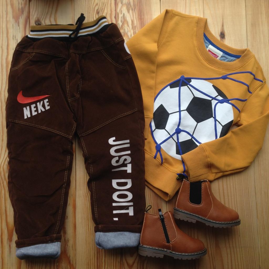 штанишки новые