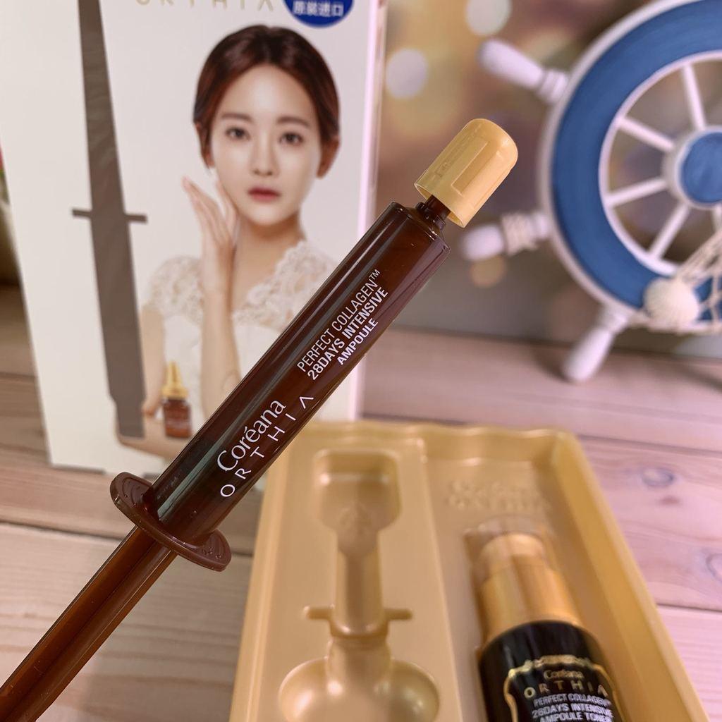 Coreana ORTHIA Perfect Collagen 28 дней