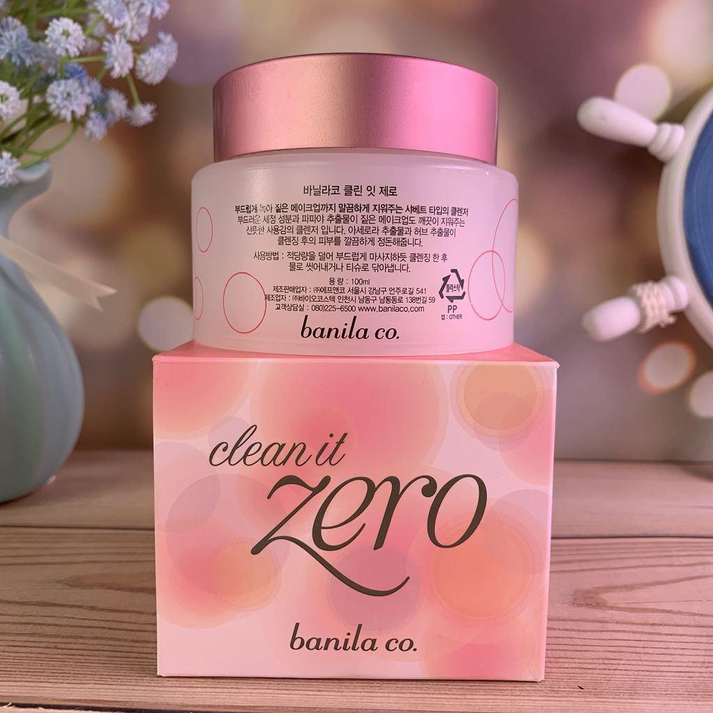 BANILA Co. Clean it Zero Корея,100мл