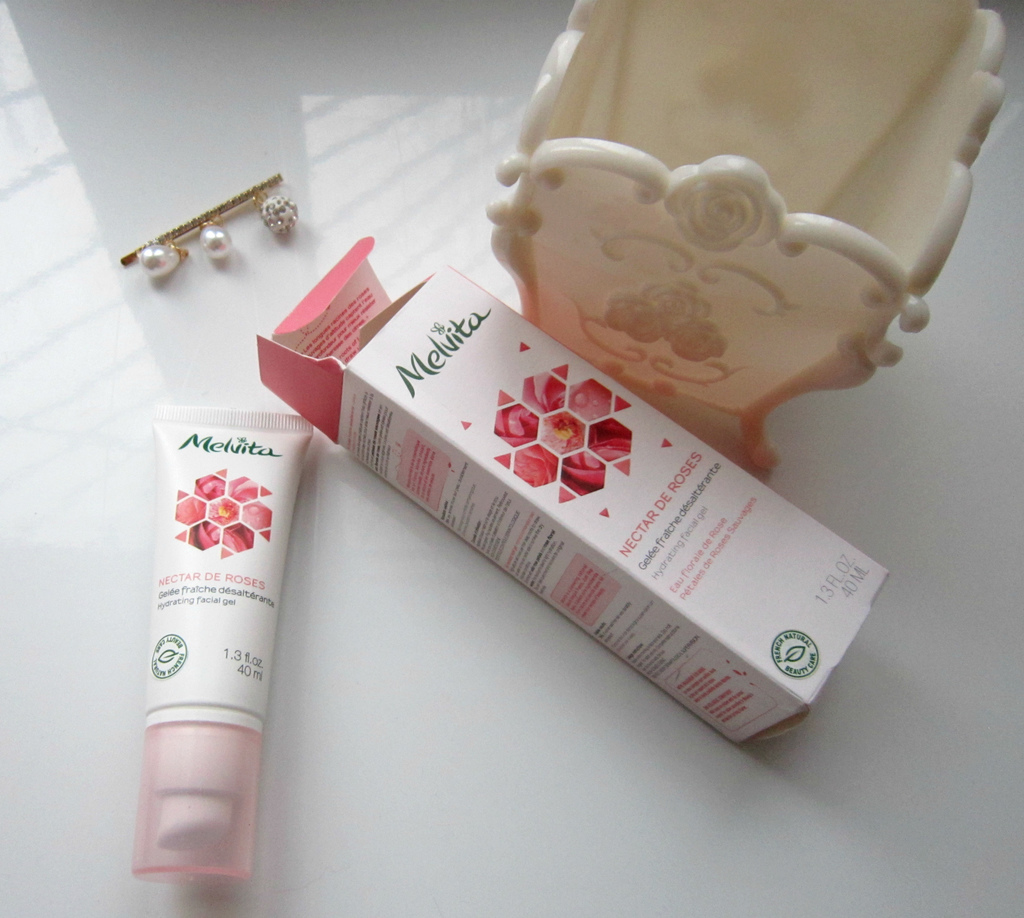 Melvita Nectar de Roses Hydrating Facial Gel