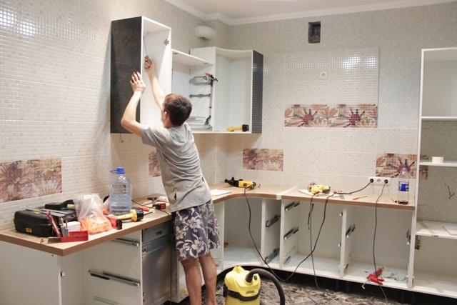 сборщики собрали мебель на кухни некачественно колготки