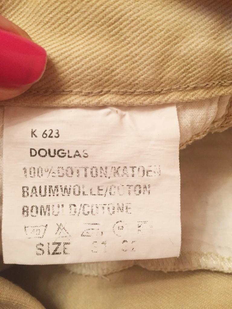 Джинсы Lee 31/32 модель Douglas