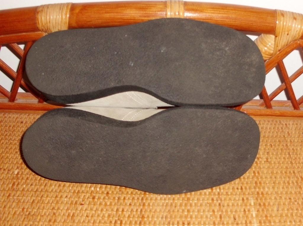 Полуботинки натуральная замша и кожа Vic Matie 39