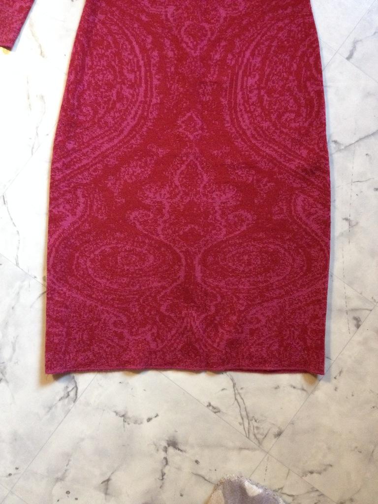 платье в стиле Etro размер S