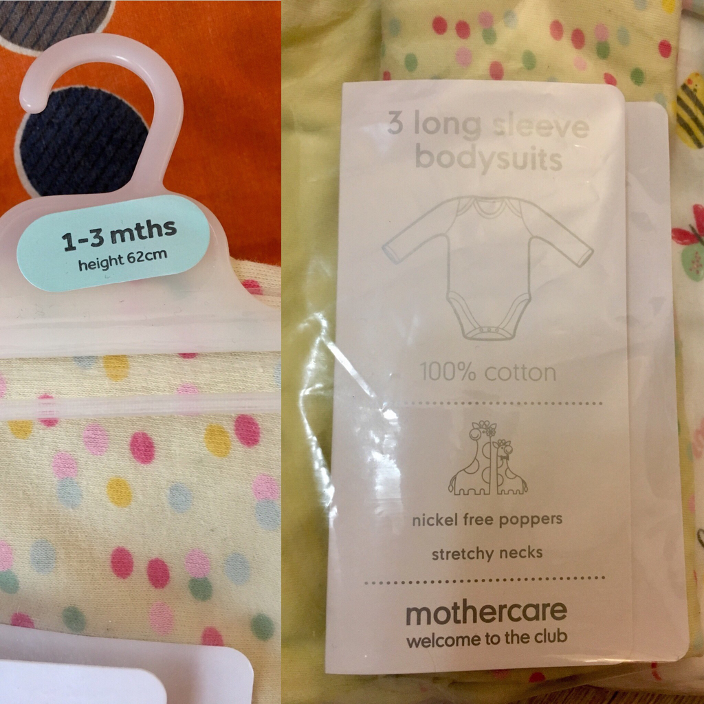 Пакет вещей для малышки
