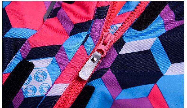Яркие стильные мембранные финские лыжные костюмы