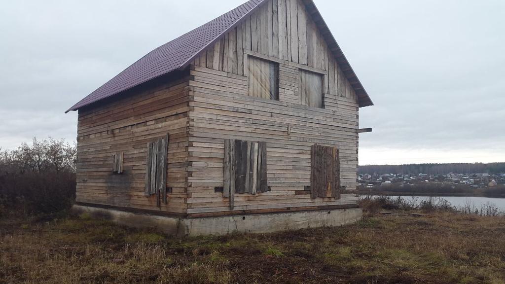 Дом из бруса 150 кв.м пос. Пионер