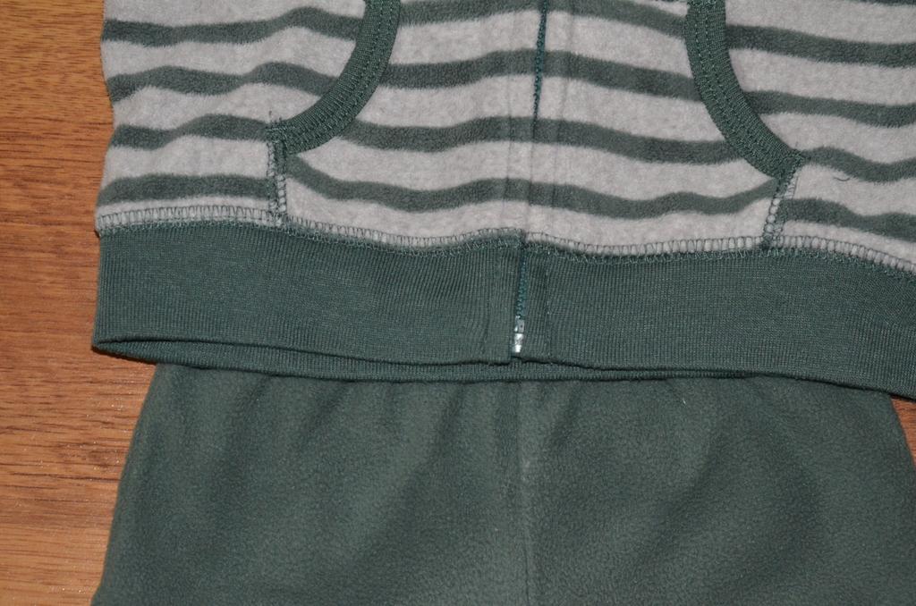 Флисовый комплект carters худи и брюки 6 мес.