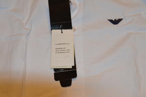 Рубашка Armani размер М