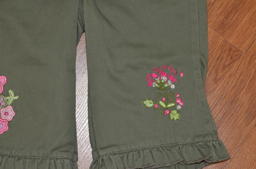 Комплект брюки и топ (США) 12-18 мес.