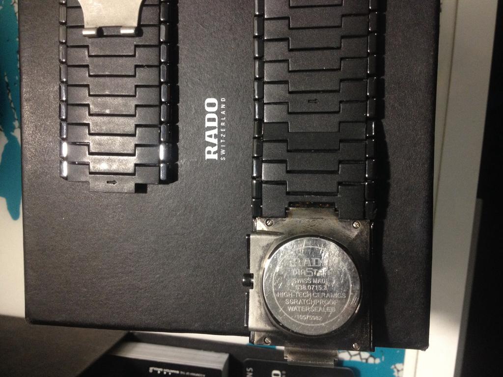 Женские часы Rado - ceramicawatchru