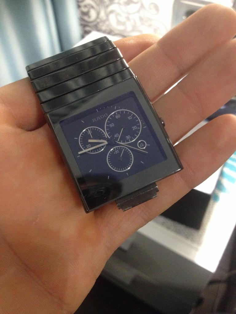Цены на часы Rado Ceramica - chrono24comru