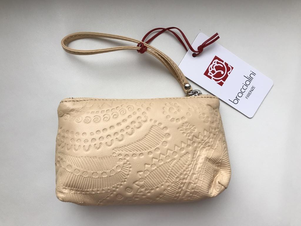 Бумажник - косметичка BRACCIALINI