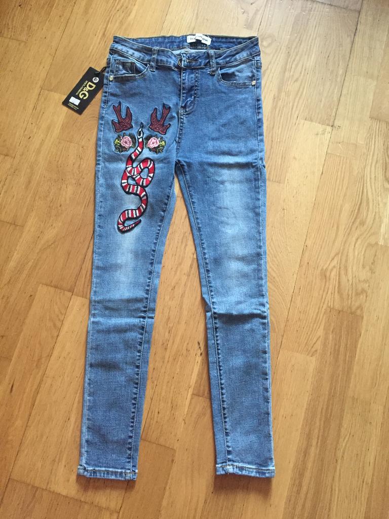 джинсы DG