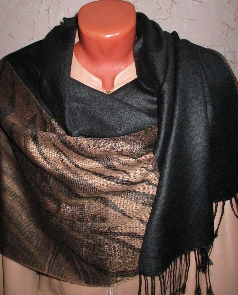 Палантин текстильный Rossini 70*180см