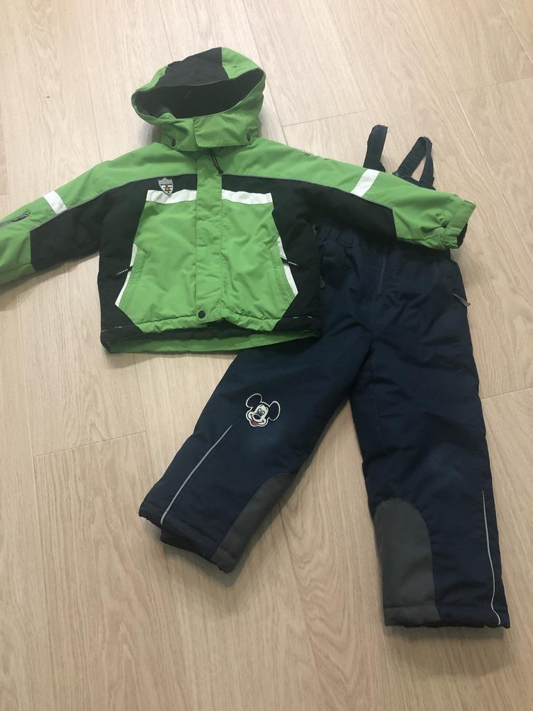 Куртка Icepeak р 3-4 года + зимние брючки