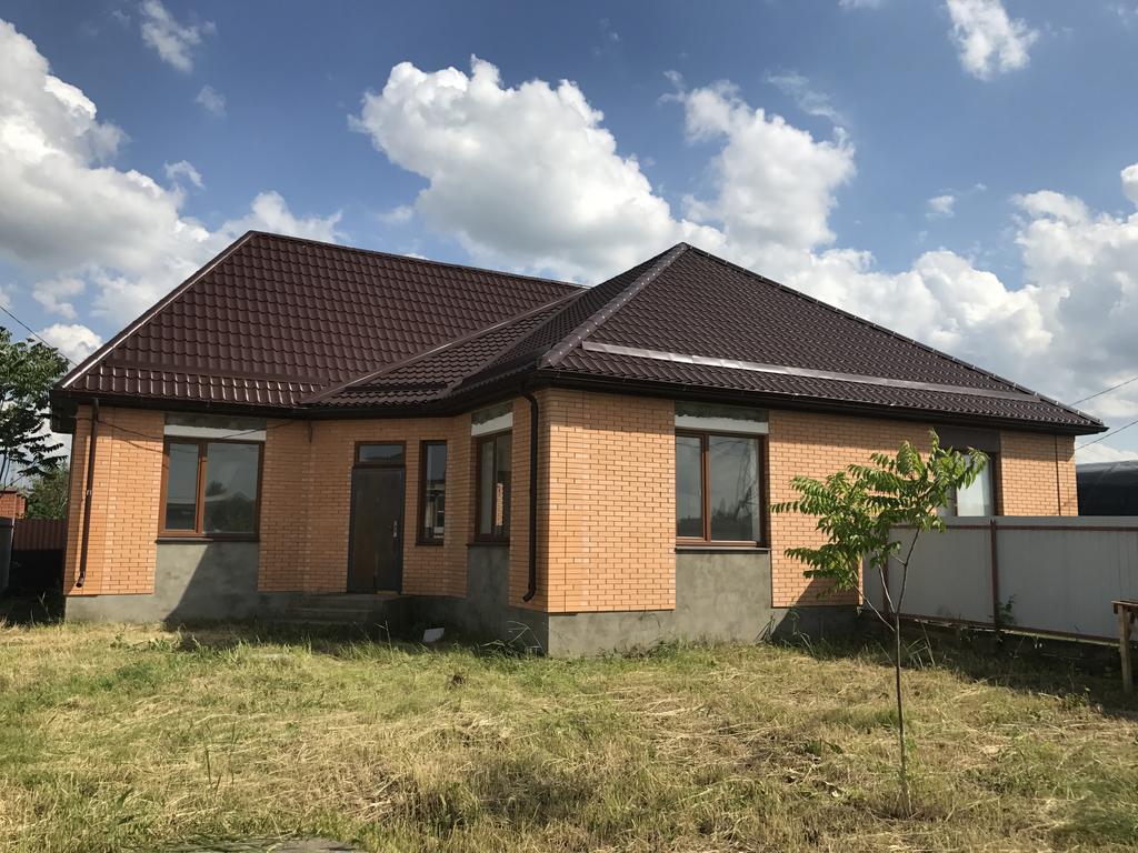 дом с участком в Европейской деревне