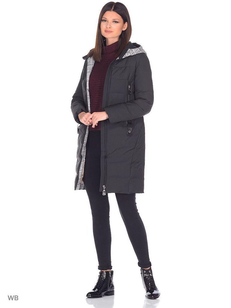 Новая итальянская зимняя куртка Liotti, р. 42-44