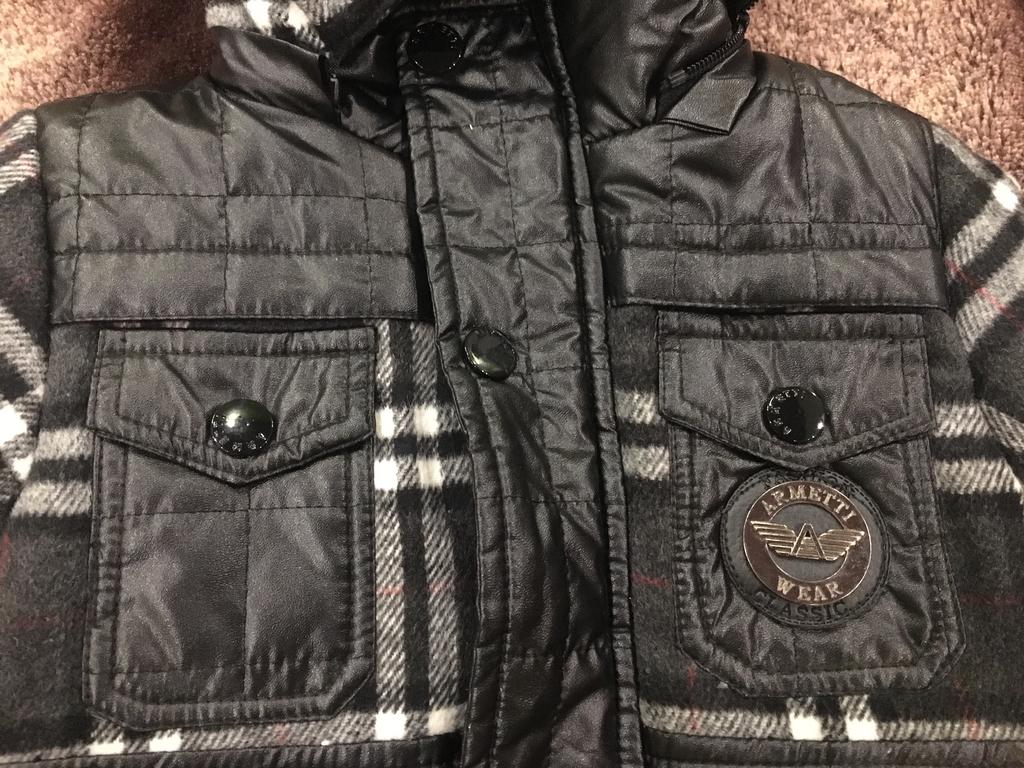 Курточка (осень)