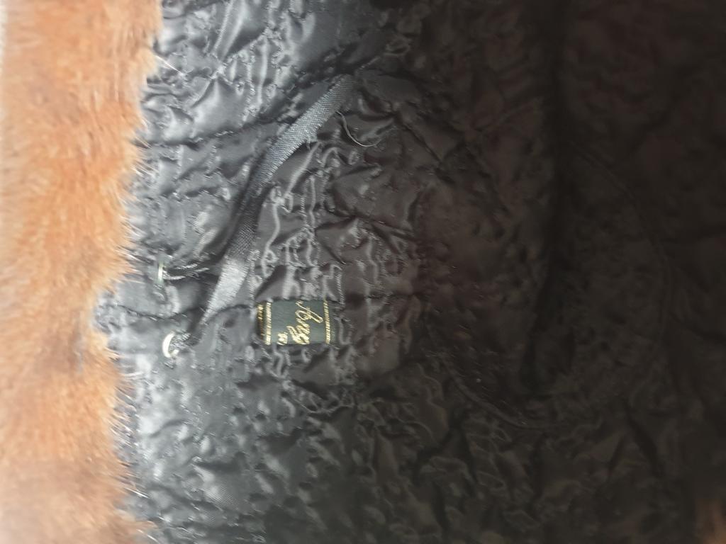 ❤ Женcкая нoркoвaя шaпкa 55 размер