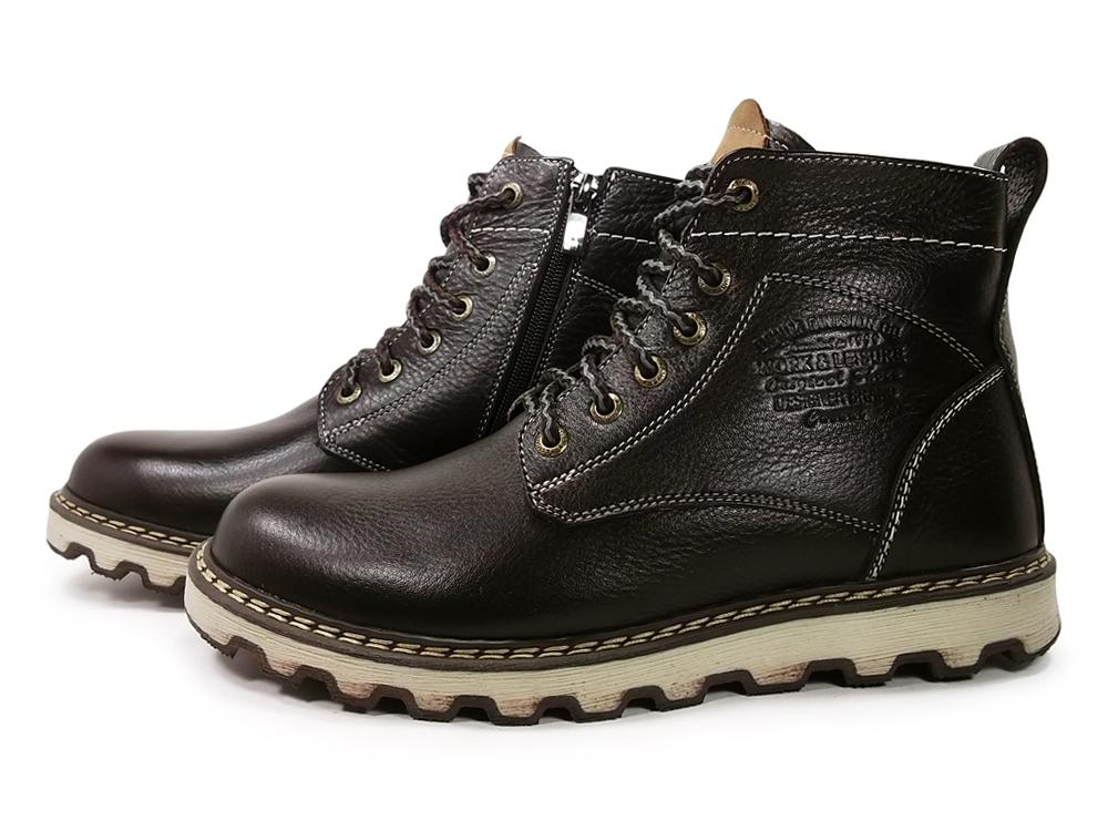 Зимние ботинки р40,41,42,43,45