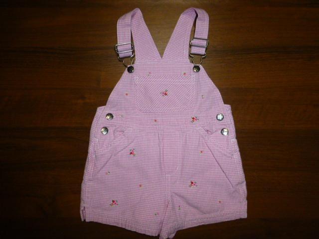шорты-полукомбинезон MiniWear (Macy's), 18-24мес