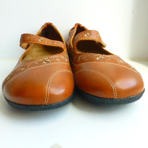 туфли TAOS, р.39, нат.кожа
