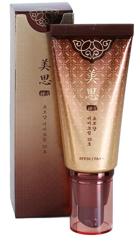 Тональный BB-крем для зрелой кожи