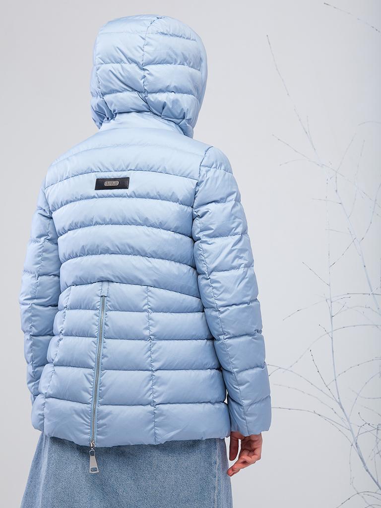 Новая куртка Clasna на био-пухе