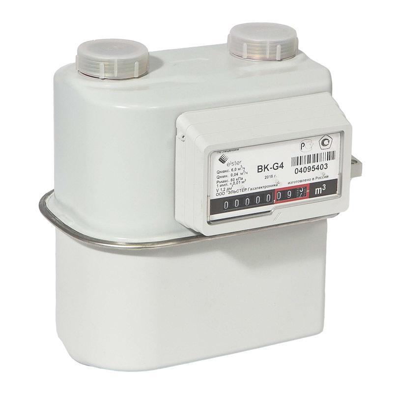 Счетчик газа для экономии BK-G4