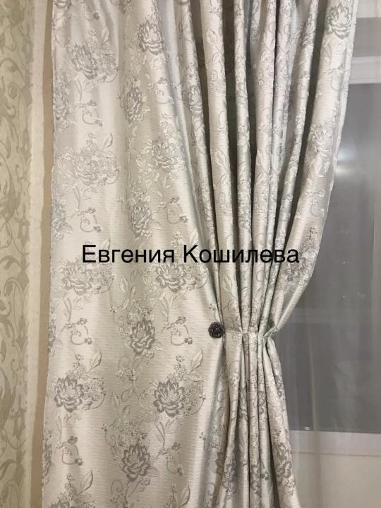 Готовые, новые шторы
