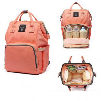Рюкзак для мама с usb