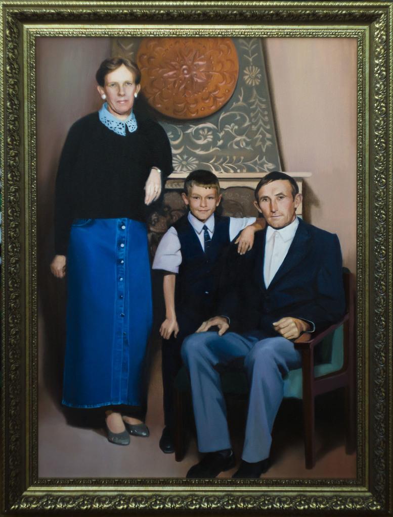 Портреты по фотографии на заказ Пенза