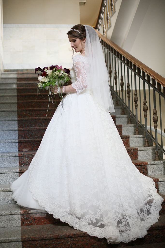 Свадебное платье Gabbiano Liberty