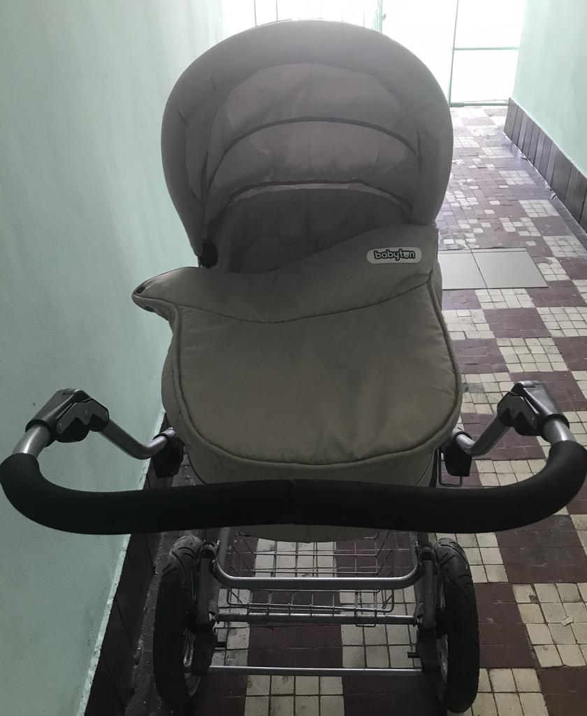 Коляска Babyton (коляска-люлька)