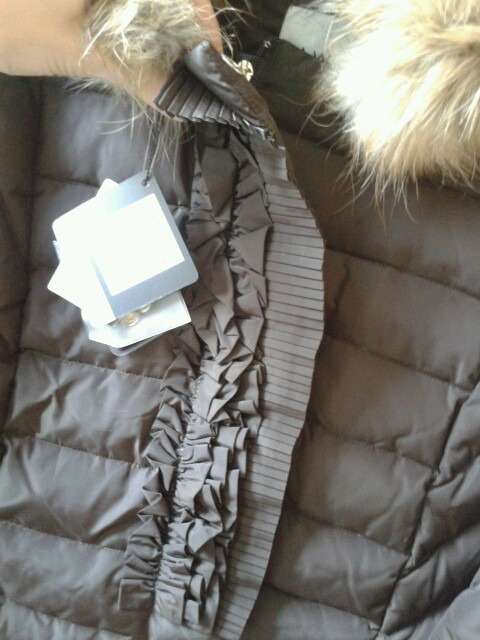 Куртка зимняя НОВАЯ на пуху