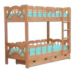 2-ярусная кровать, массив