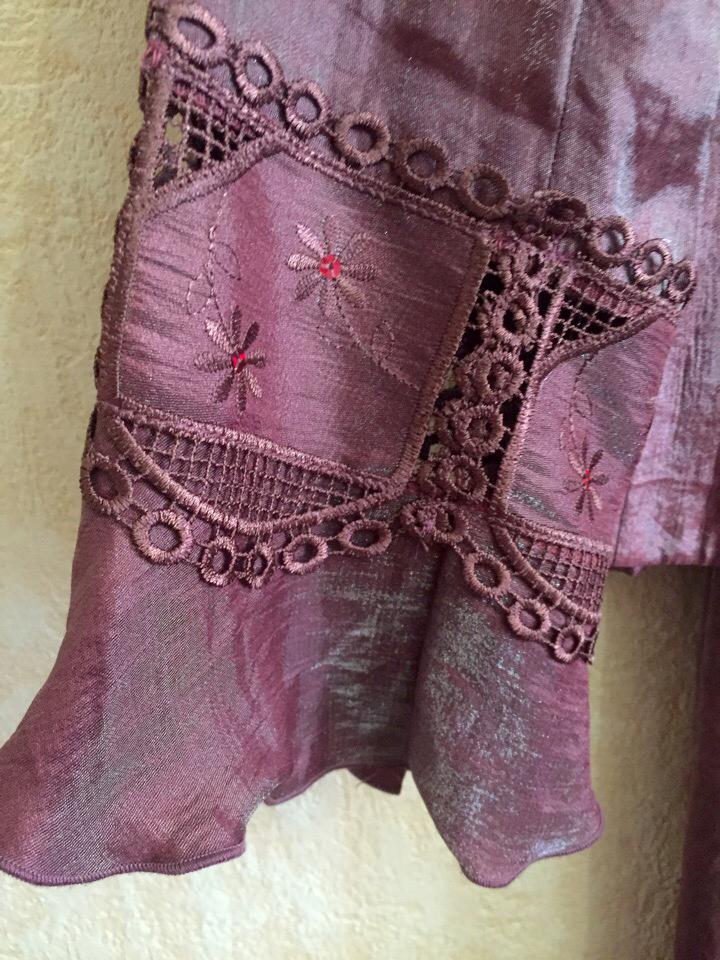 Дизайнерская двойка: платье, жакетик jasper 52-54