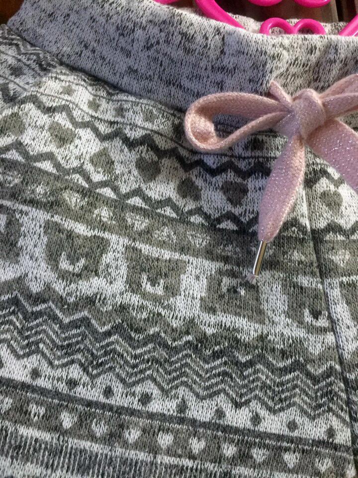 Штанишки теплые зимние на флисе acoola