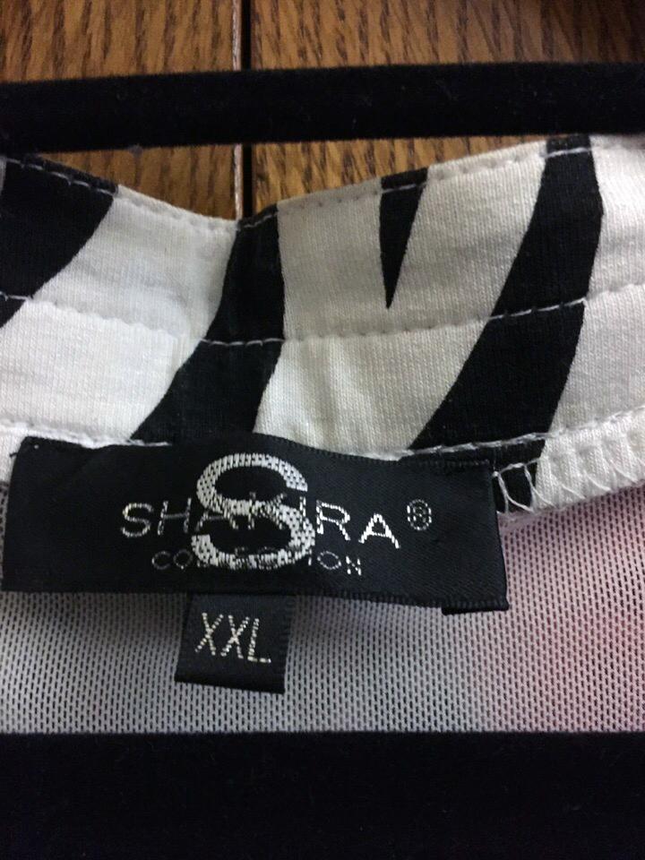 Шикарный топ shakira collection размер XXL