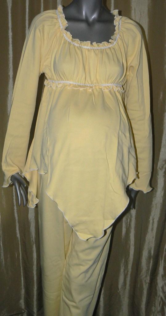 Пижамы для беременных новые две штуки