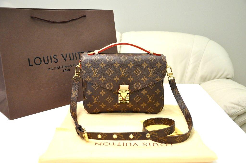 de04717d1edf Продаю Женская сумка Louis Vuitton Pochette Metis новая в Санкт-Петербурге  - Барахолка Бебиблога