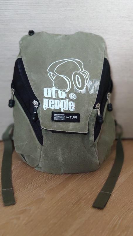Рюкзак UFO People б/у