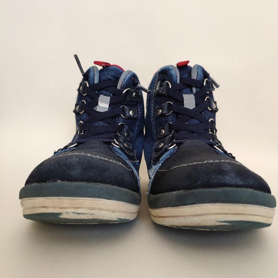 Ботинки Reima Wetter Jeans б/у, 33р.